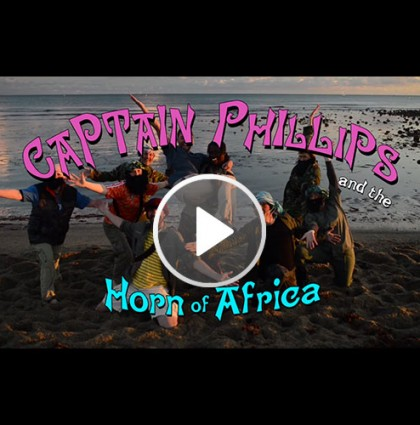 """Captain Philips and the Horn of Africa"" (producing and writing)"