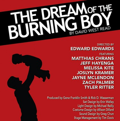 """The Dream of the Burning Boy"""