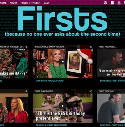 Firsts the Series