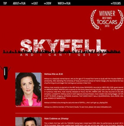 """Skyfell"" (website)"