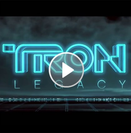 """Tron Legacy"" Alternate Reality Game"
